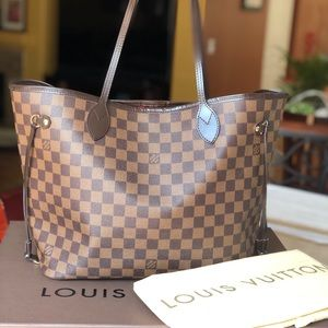 Louis Vuitton Neverfull MM Ebene